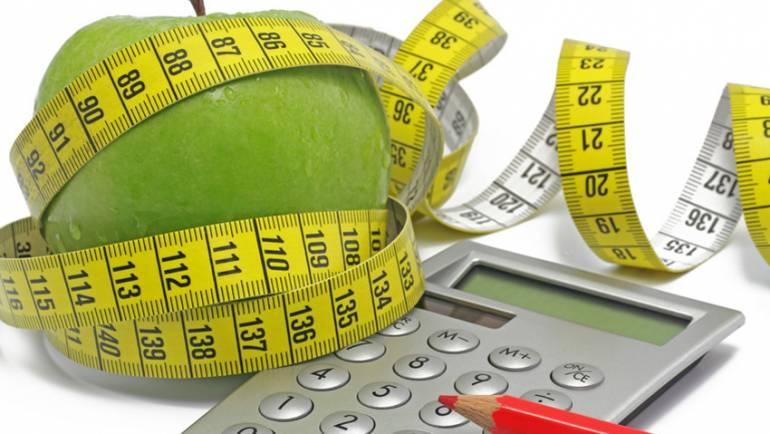Diät mit Kalorienrechner