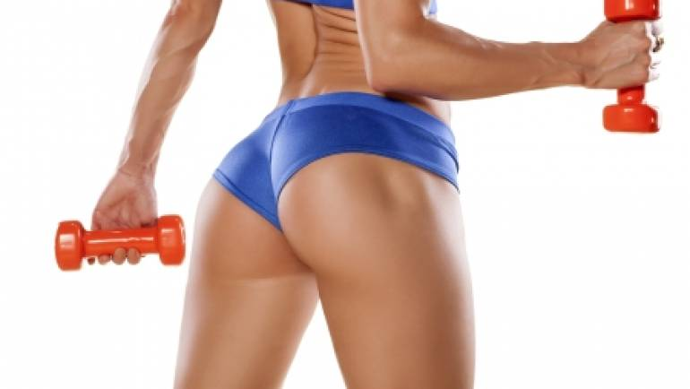 Wie kriegt man wir einen muskulösen Hintern?